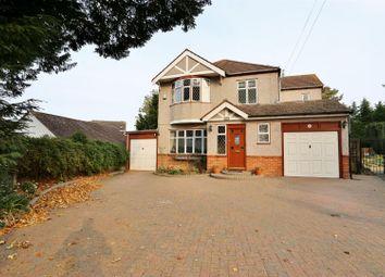 Thumbnail 4 bedroom detached house for sale in Fairway, Bexleyheath