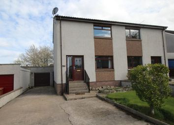 Thumbnail 2 bed semi-detached house to rent in Golf View Crescent, New Elgin, Elgin