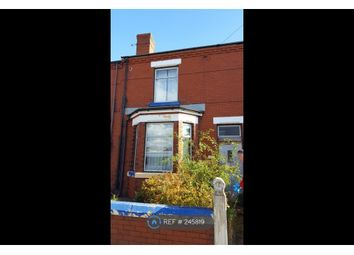 Thumbnail 3 bed terraced house to rent in Warrington Road, Wigan