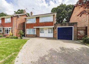Thumbnail 3 bed detached house to rent in Copse Avenue, Farnham, Surrey