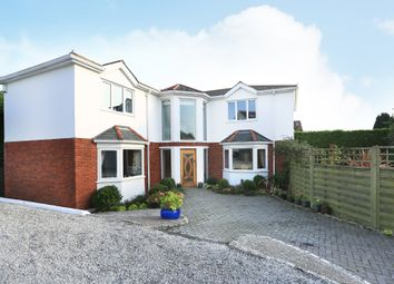 Thumbnail 6 bed detached house for sale in Church Road, Plymstock, Plymouth