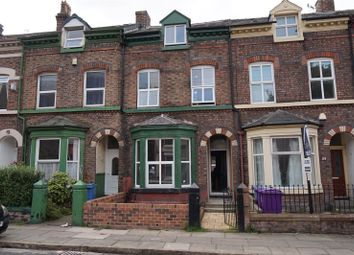 Thumbnail 7 bed terraced house for sale in Chestnut Grove, Wavertree, Liverpool, Merseyside