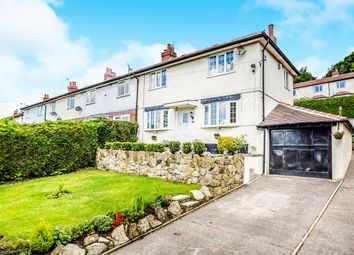 Thumbnail 3 bed end terrace house for sale in Warley Wood Avenue, Luddendenfoot, Halifax