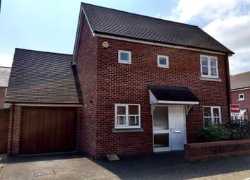 Thumbnail 2 bed detached house to rent in Basswood Drive, Basingstoke