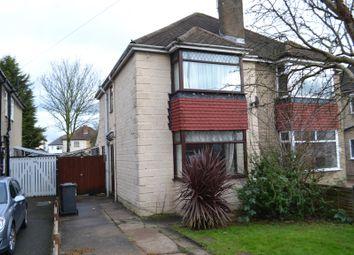 Thumbnail 3 bed semi-detached house for sale in Brackens Lane, Alvaston, Derby