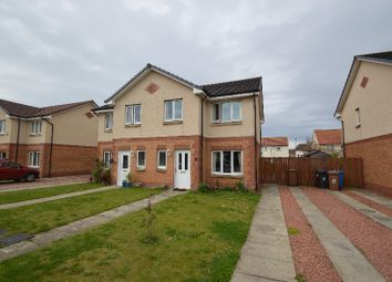 Thumbnail 3 bed semi-detached house for sale in Lundholm Road, Stevenston, North Ayrshire