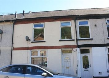 Thumbnail 3 bed terraced house to rent in Upper Taff Street, Treherbert, Treorchy