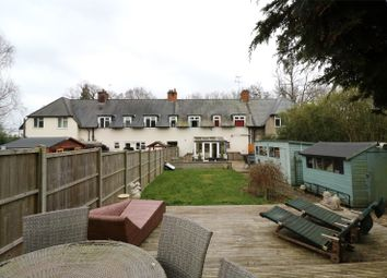 Thumbnail 3 bed terraced house for sale in Lower Broadmoor Road, Crowthorne, Berkshire