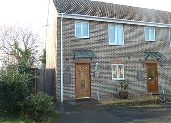 Thumbnail 2 bedroom end terrace house for sale in Mousehole Lane, Hythe