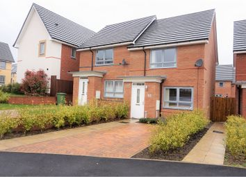 Thumbnail 2 bedroom semi-detached house for sale in Redland Avenue, Newcastle Upon Tyne