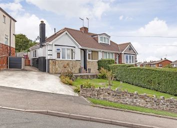Thumbnail 2 bed semi-detached bungalow for sale in Hallowes Rise, Dronfield