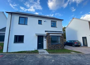 Thumbnail 3 bed detached house to rent in Manfield Way, St. Austell