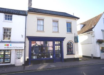 Thumbnail 2 bed town house for sale in The Street, Bungay