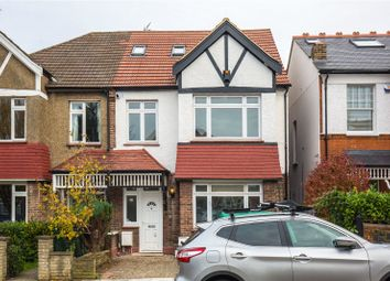 Thumbnail 4 bed flat for sale in Ashurst Road, North Finchley, London