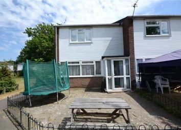 Thumbnail 2 bed end terrace house for sale in Carmarthen Close, Farnborough, Hampshire