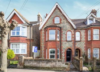 Thumbnail 3 bed maisonette for sale in Highfield Road, Bognor Regis