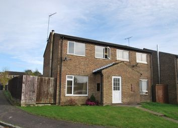 Thumbnail 3 bedroom semi-detached house to rent in Roman Way, Brackley