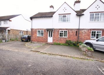 Thumbnail 3 bed semi-detached house to rent in Ash Green, Knighton Way Lane, New Denham, Bucks