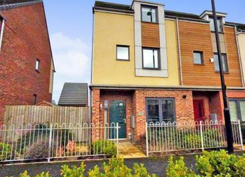 Thumbnail 4 bed town house for sale in Whitworth Park Drive, Houghton Le Spring