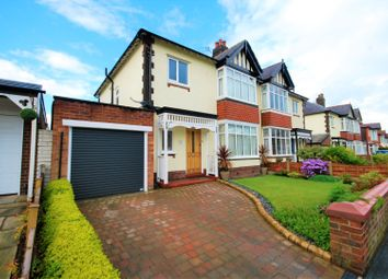 Thumbnail 3 bed semi-detached house for sale in Lisburne Lane, Stockport