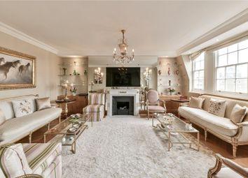 Thumbnail 4 bed flat for sale in Warwick Gardens, Kensington, London