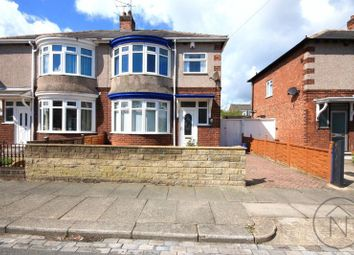 Thumbnail 3 bed semi-detached house to rent in Teal Road, Darlington