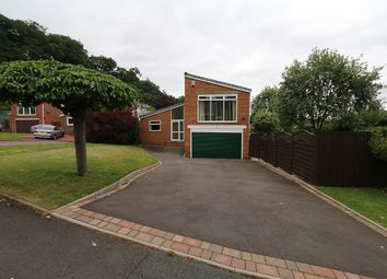 Thumbnail 4 bed detached house for sale in High Meadows, Wolverhampton, West Midlands