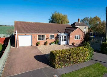 Thumbnail 3 bed detached bungalow for sale in Blows Lane, Sutterton, Boston