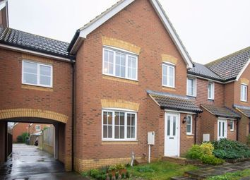 Thumbnail 3 bed terraced house for sale in Pippin Close, Ash, Canterbury