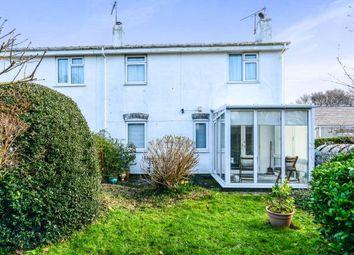 Thumbnail 3 bed end terrace house for sale in Llwyn Gwalch Estate, Morfa Nefyn, Pwllheli, Gwynedd