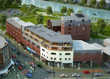 Thumbnail 1 bed flat for sale in Swans View, Staines Upon Thames, Surrey