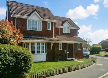 Thumbnail 4 bed detached house for sale in Sedge Road, Scarning, Dereham