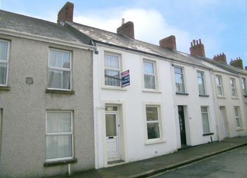 Thumbnail 3 bed terraced house for sale in Dewsland Street, Milford Haven