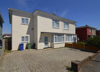 Thumbnail 5 bed semi-detached house for sale in Queen Elizabeth Avenue, East Tilbury, Essex