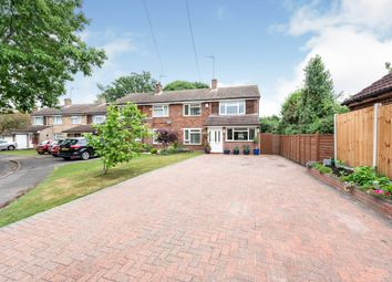 5 bed semi-detached house for sale in Ashley Drive, Blackwater, Camberley GU17
