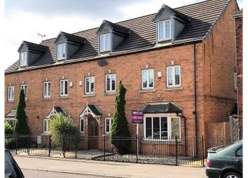 Thumbnail 4 bed town house for sale in Pilsley Road, Chesterfield