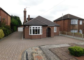 Thumbnail 3 bed bungalow for sale in Westfield Road, Swadlincote