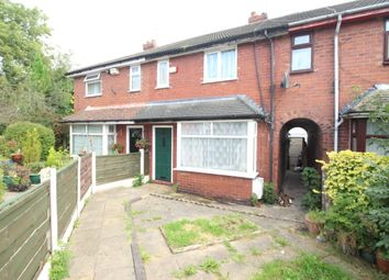 Thumbnail 2 bedroom terraced house for sale in Birch Grove, Audenshaw, Manchester