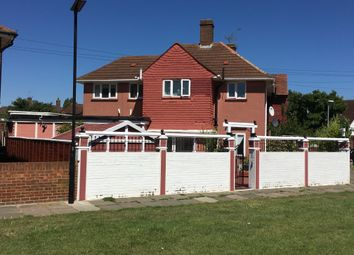 Thumbnail 4 bed semi-detached house for sale in Bridleway Path, Feltham