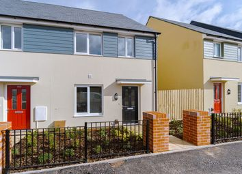 3 bed end terrace house for sale in Cranbrook, Exeter, Devon EX5