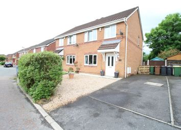 Thumbnail 3 bed semi-detached house for sale in Briar Bank Row, Fulwood, Preston