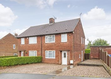 Thumbnail 3 bed semi-detached house for sale in Kinder Road, Inkersall, Chesterfield