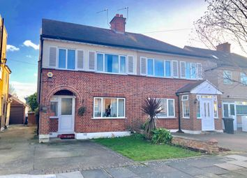 Thumbnail 3 bed semi-detached house for sale in Gurney Road, Northolt