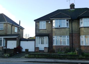 3 bed semi-detached house to rent in Hitchin Road, Luton LU2