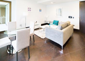 Thumbnail 1 bedroom flat to rent in Crown Square Tower Bridge, London