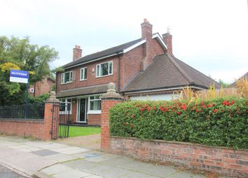 Thumbnail 5 bed detached house for sale in Beechpark Avenue, Manchester