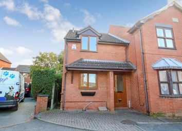Thumbnail 2 bed end terrace house for sale in The Croft, Warton, Tamworth