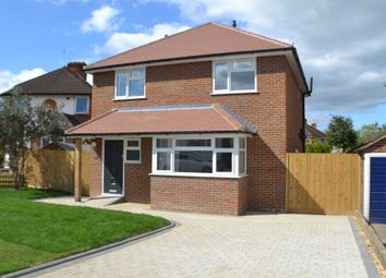 Thumbnail 3 bed detached house to rent in Meadow Way, Reigate