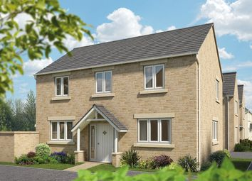 "Thumbnail 4 bed detached house for sale in ""The Chestnut"" at Centenary Way, Witney"