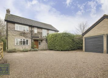 Thumbnail 4 bed detached house for sale in Priory Lane, Thurgarton, Nottinghamshire